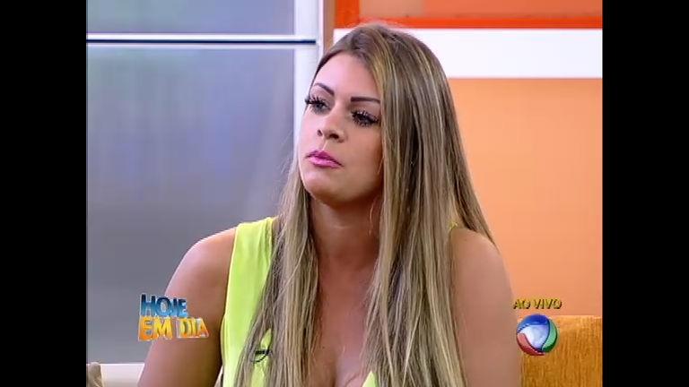 Manoella fala sobre sua relação com Angelis na Fazenda de Verão ...