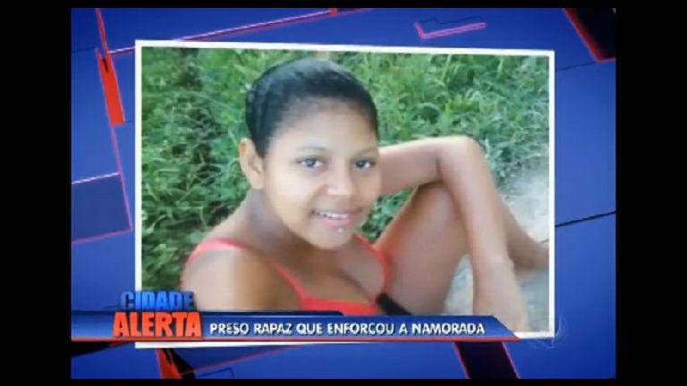 Jovem é preso e confessa que matou namorada enforcada em ...