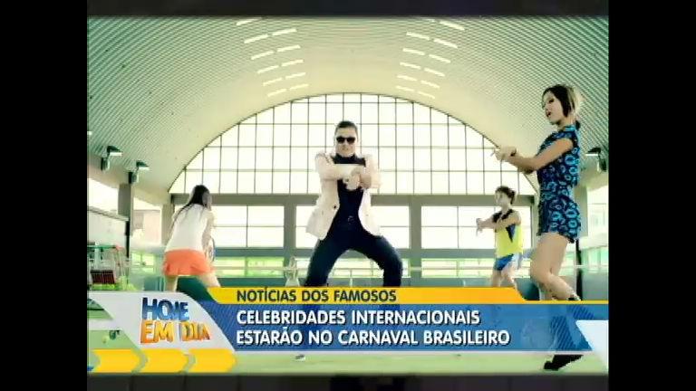 PSY vai participar do Carnaval de Salvador - Entretenimento - R7 ...