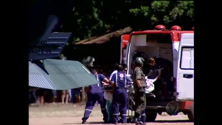 Helicópteros levam 21 feridos de tragédia de Santa Maria a Porto ...
