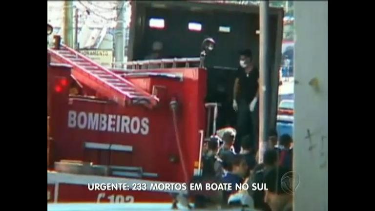 Autoridades confirmam até o momento 233 mortes em tragédia em ...