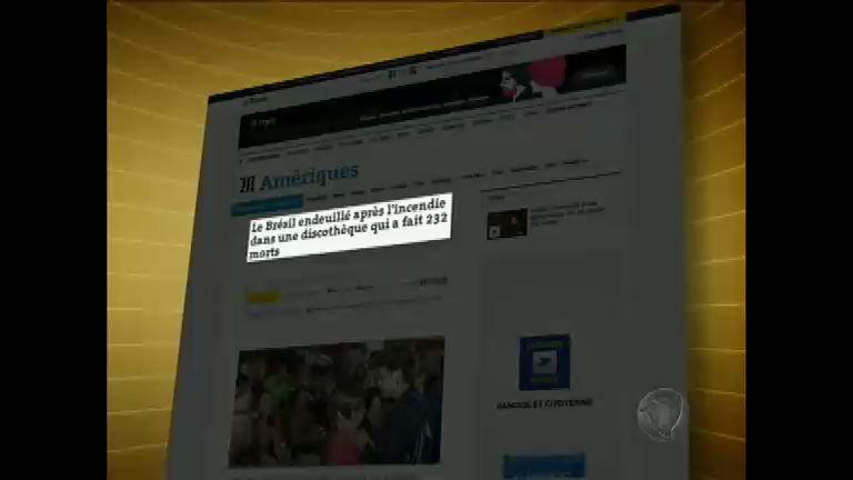 Tragédia em Santa Maria (RS) comove vários países - Notícias - R7 ...