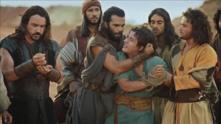 José do Egito mostra a trajetória de um escravo que se tornou ...
