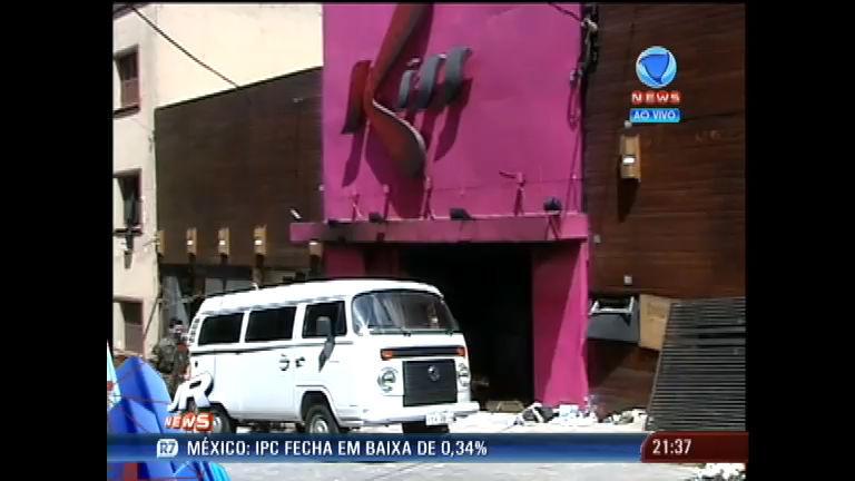 Vítimas do incêndio em Santa Maria permanecem internadas ...