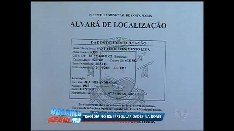 Tragédia em Santa Maria: provas apontam irregularidades na boate ...