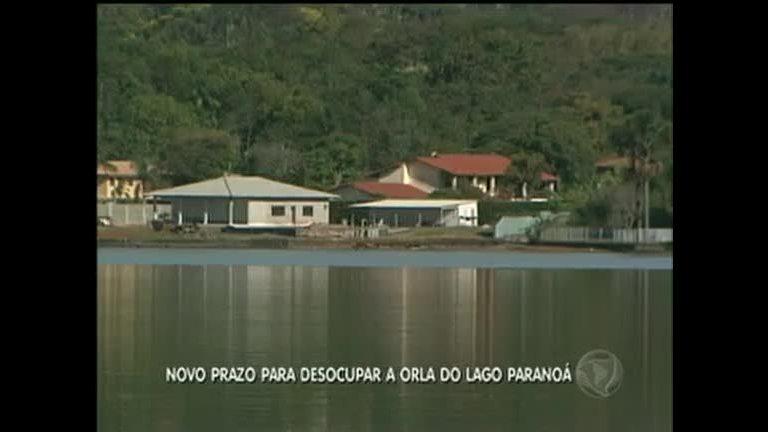 Prazo venceu, mas orla do Lago Paranoá não foi totalmente ...