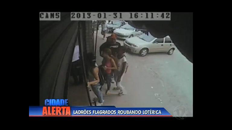 Câmera flagra assalto a lotérica em São João de Meriti (RJ) - Rio de ...