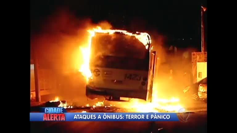 População vive noite de terror em Florianópolis ( SC)Cidade Alerta ...