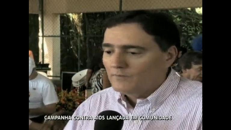 Ministério da Saúde lança campanha contra Aids em Santa Teresa ...