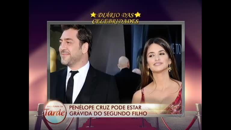 Diário das Celebridades: Penélope Cruz pode estar grávida do ...