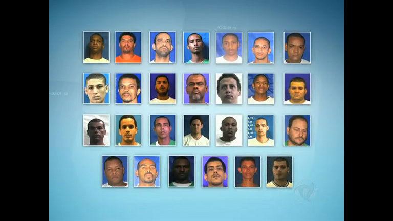 Fugitivos de presídio em Bangu possuem alto escalão no tráfico no ...