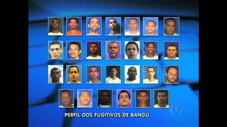 Conheça perfil dos fugitivos de Bangu (RJ) - Rio de Janeiro - R7 RJ ...