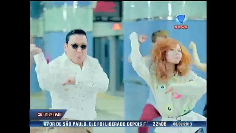 PSY também agita o Carnaval com o sucesso Gangnam Style ...