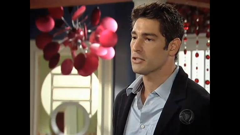 Dóris confessa a Eduardo que Norberto explodiu a lancha - Rede ...