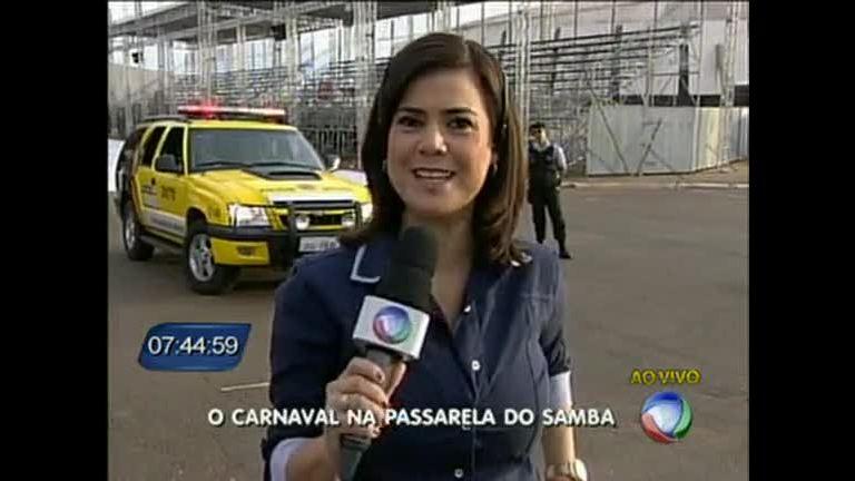 PM lança Operação Carnaval - Distrito Federal - R7 DF no Ar