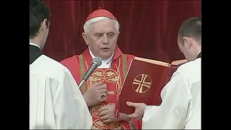 Papa Bento XVI renuncia ao cargo de Papa; veja na íntegra do ...