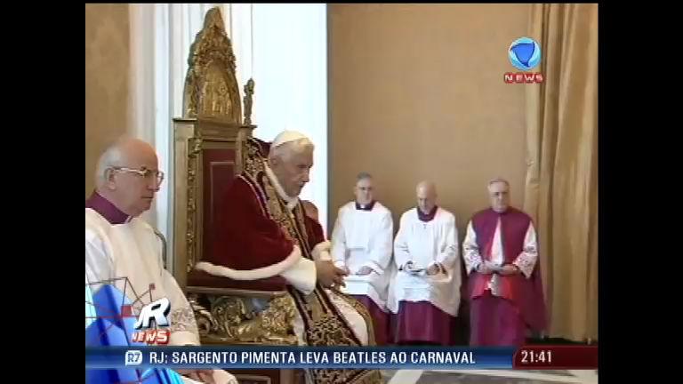 Especialistas apontam favoritos para ocupar o lugar do Papa Bento ...