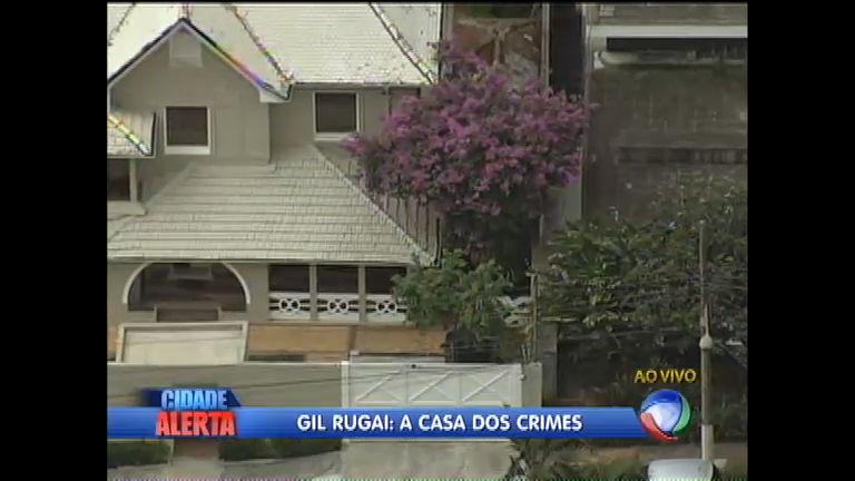 Veja a casa onde Gil Rugai cometeu os assassinatos em 2004 ...