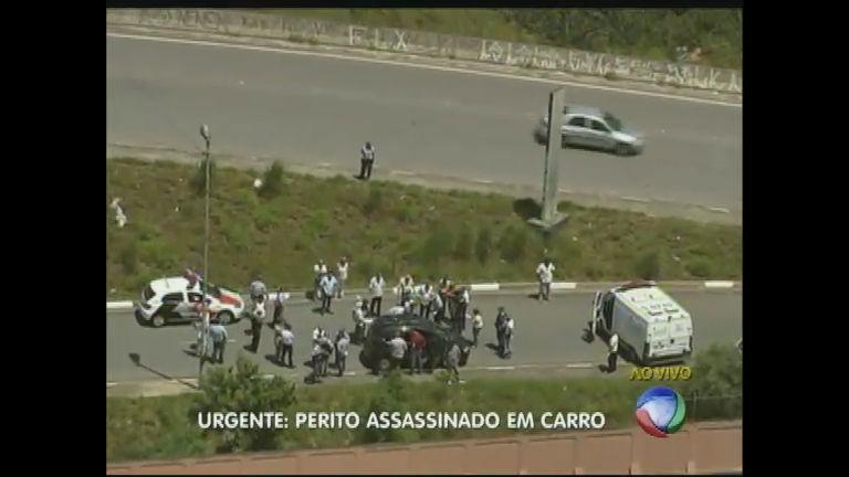 Perito é assassinado dentro do próprio carro em SP - Notícias - R7 ...