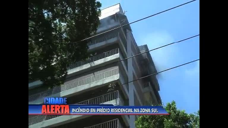 Incêndio destrói apartamento em Botafogo ( RJ) - Rio de Janeiro ...