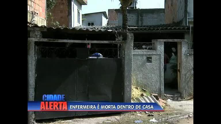 Enfermeira é morta em Deodoro (RJ); ex-marido da vítima é suspeito