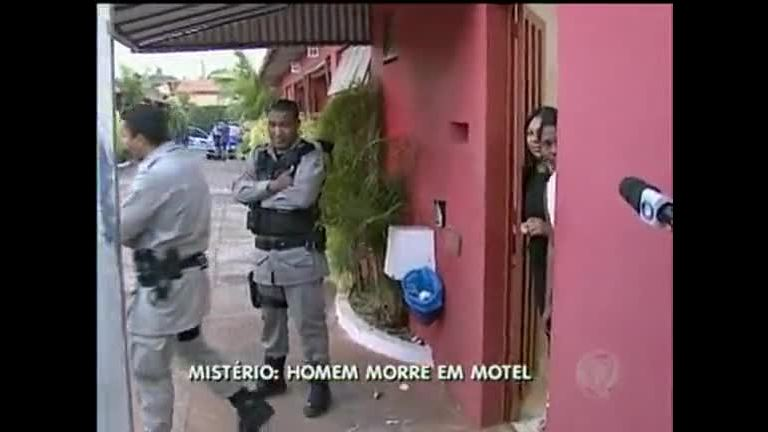 Homem morre em motel de Águas Lindas de Goiás - Rede Record