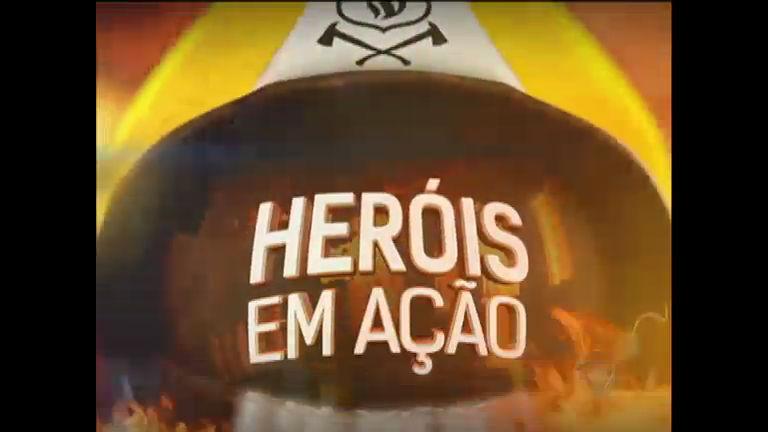 Bombeiros do Brasil são tema da nova série do Jornal da Record ...