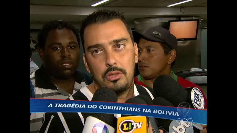 Luto no Timão: morte de torcedor abala o time e torcida - Esportes ...