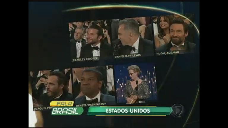 Glamour x gafes: conheça os melhores do ano no Oscar 2013 ...