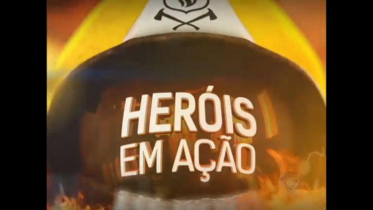 Heróis em Ação: veja o trabalho do batalhão de salvamento mais ...