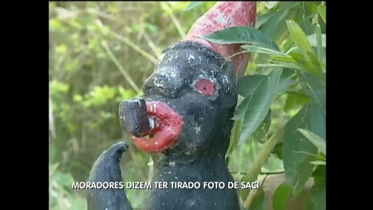 Moradores de São Luiz do Paraitinga dizem ter fotos do Saci ...