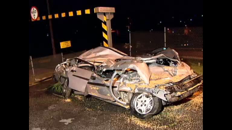 Boliviano escapa por pouco da morte em acidente numa rodovia de ...