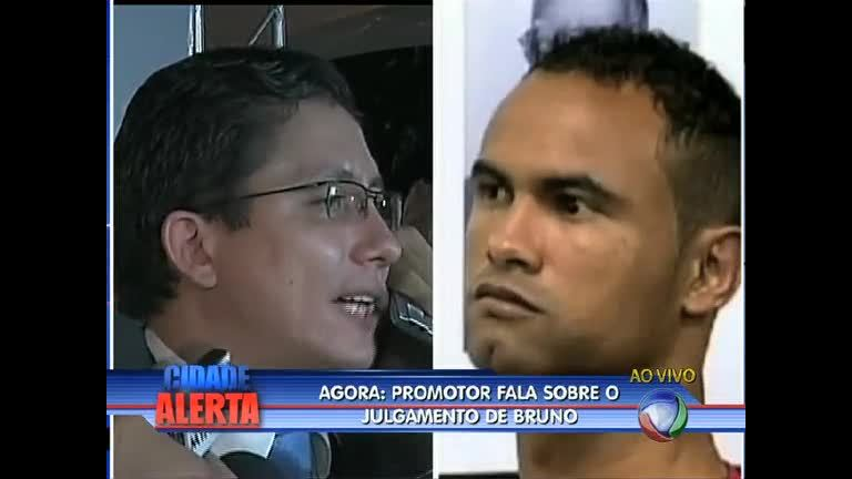 Promotor fala sobre primeiro dia de julgamento do caso Bruno - Rio ...