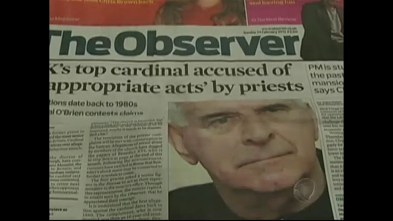 Às vésperas da escolha do novo Papa, outro escândalo abala a ...