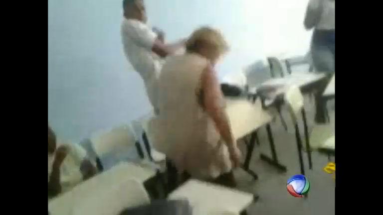 Mais um vídeo de agressão contra professor alerta para violência ...