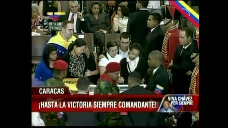 Presidente Dilma participa das homenagens a Hugo Chávez nesta ...