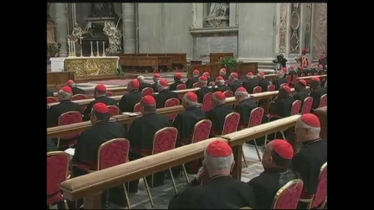 Novo Papa: data do conclave ainda não foi definida - Notícias - R7 ...
