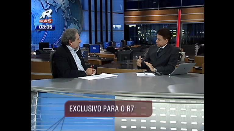 Jornalistas comentam embalsamento de Hugo Chávez - Record ...