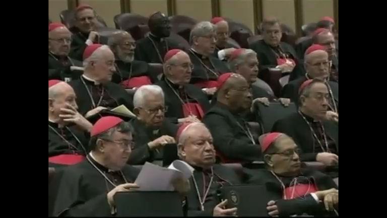 Conclave que eleger o novo Papa começa na terça-feira (12 ...