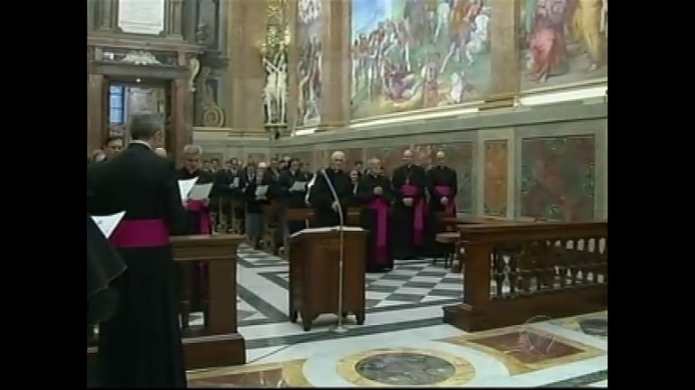 Começa nesta terça (12) a votação para a escolha do novo Papa ...