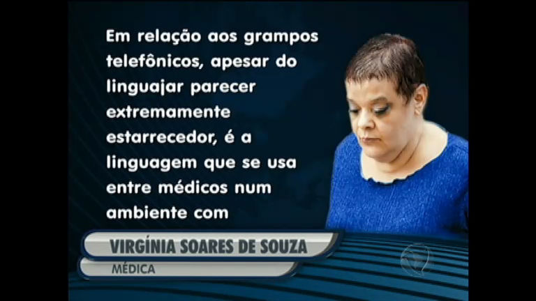 Ex-chefe de UTI conhecida acusada de eutanásia fala sobre o caso ...