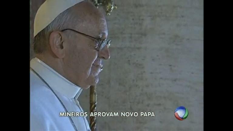 Mineiros aprovam escolha do novo Papa - Minas Gerais - R7 MG ...