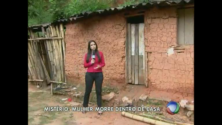 Mulher é encontrada enforcada na porta de casa em Ferros - Minas ...