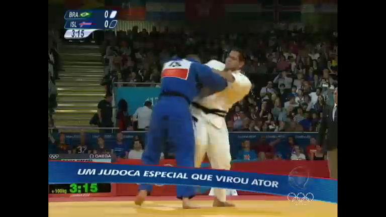 Judoca com down troca tatame pelas telas do cinema - Rede Record