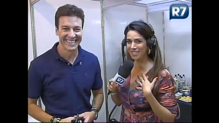 Rodrigo Faro conta os segredos do Dança, Gatinho! no Rio Verão ...