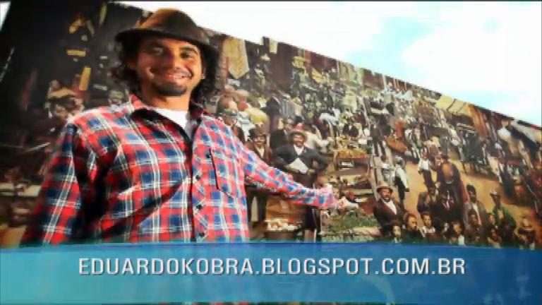 Grafite deixa de ser marginalizado e já é reconhecido em museus e ...