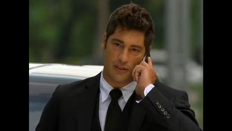 Eduardo confirma que Arnaud é quem está tentando o matar - Rede ...