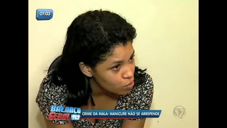 Segundo delegado, manicure que matou menino no Rio agiu sozinha