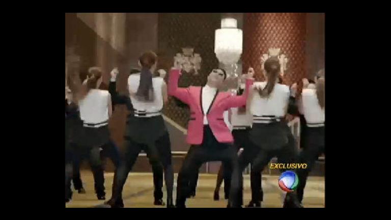 Depois do Gangnam Style, Psy lança novo hit em show para mais ...