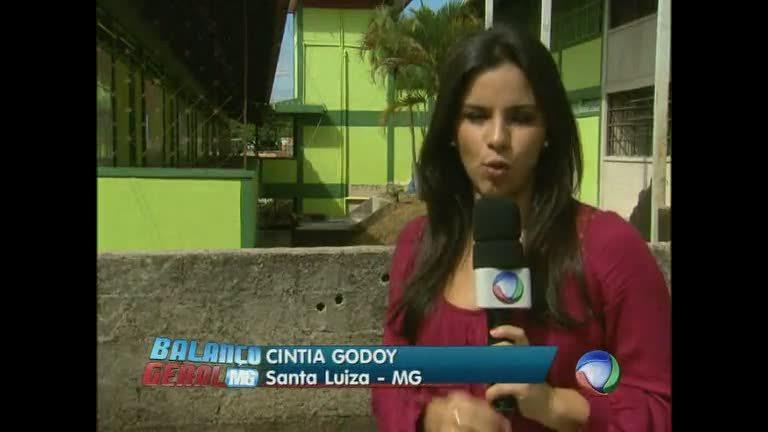 Escola é depredada em Santa Luzia - Minas Gerais - R7 Balanço ...